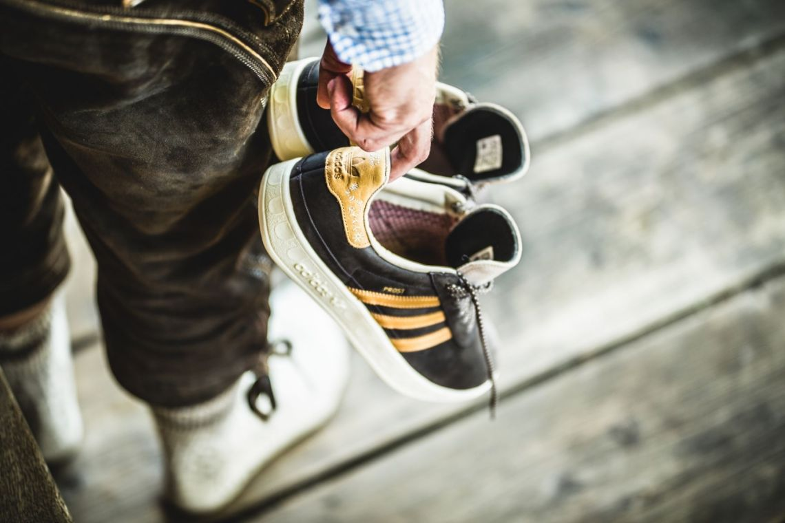 "adidas Munchen ""Oktoberfest"""