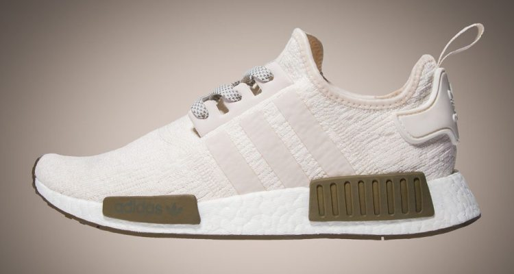 "adidas NMD R1 ""Chalk and Olive"" Champs Exclusive"