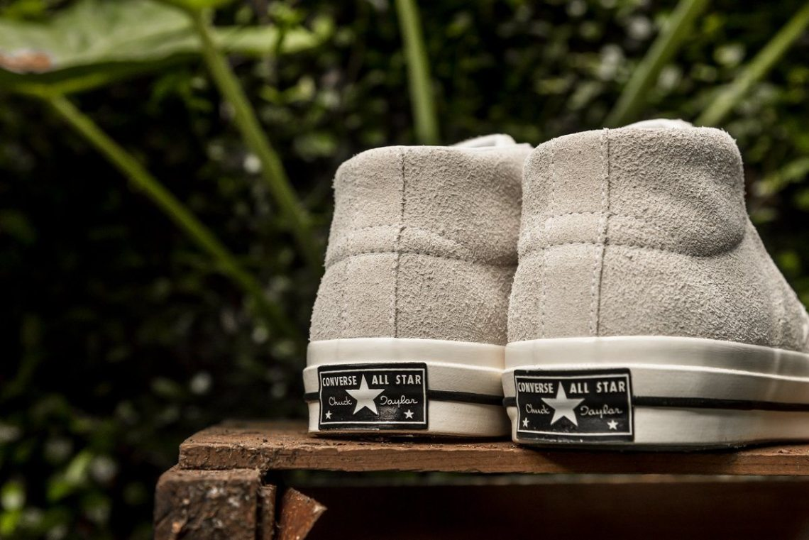 "Converse One Star Mid ""Egret"""