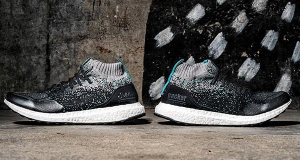 newest 66111 dabb0 Packer Shoes x solebox x adidas Ultra Boost Mid // Preview ...