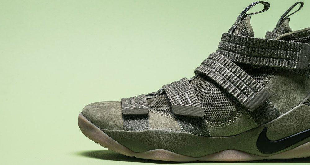 uk availability c2451 0336d Nike LeBron Soldier 11