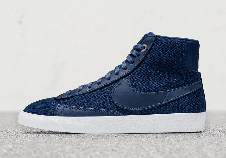 London Cloth x Nike Blazer Mid