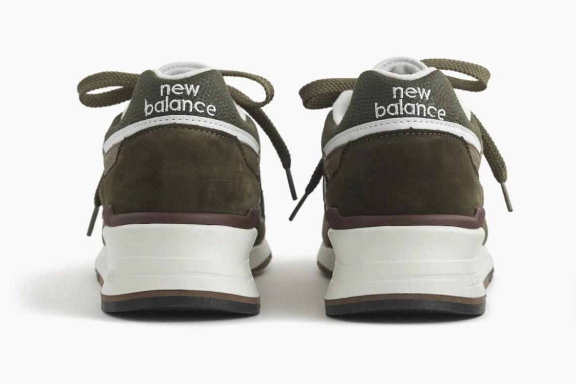 "J.Crew x New Balance 997 ""Camo"""