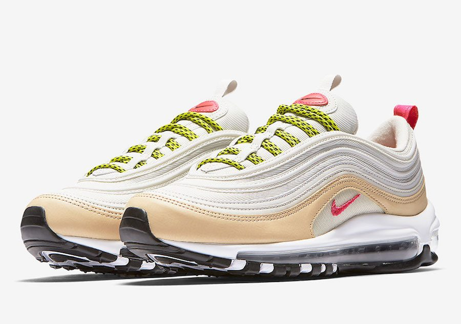 Official Images: Cheap Nike Air Max 97 CR7 Gold
