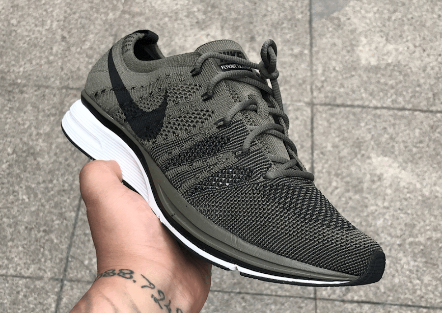 check out c7628 8d3fe Nike Flyknit Trainer Nike Flyknit Trainer Olive ...