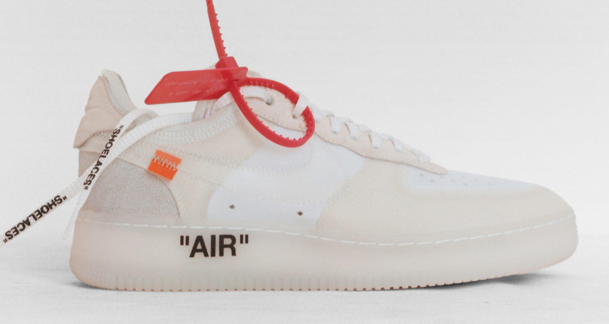 big sale 1a6da 50faa Off-White x Nike Air Force 1 Low    Release Date