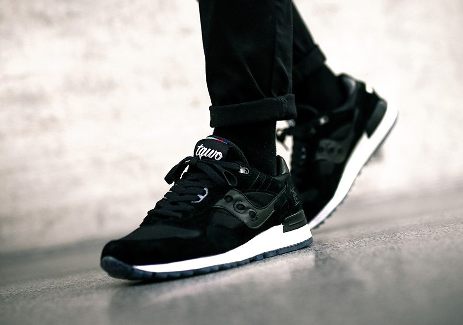 "The Good Will Out x Saucony Shadow 5000 ""VHS"""