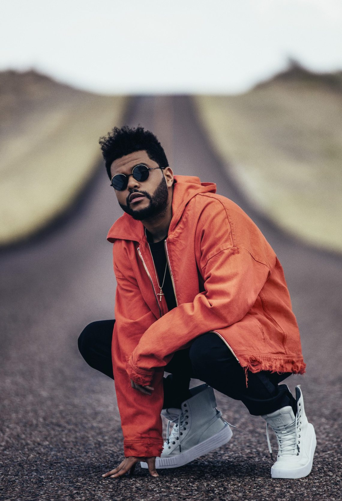 The Weeknd x PUMA Parallels