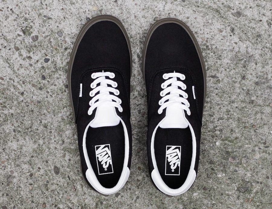 Vans Era 59 Bleacher Black/Gum