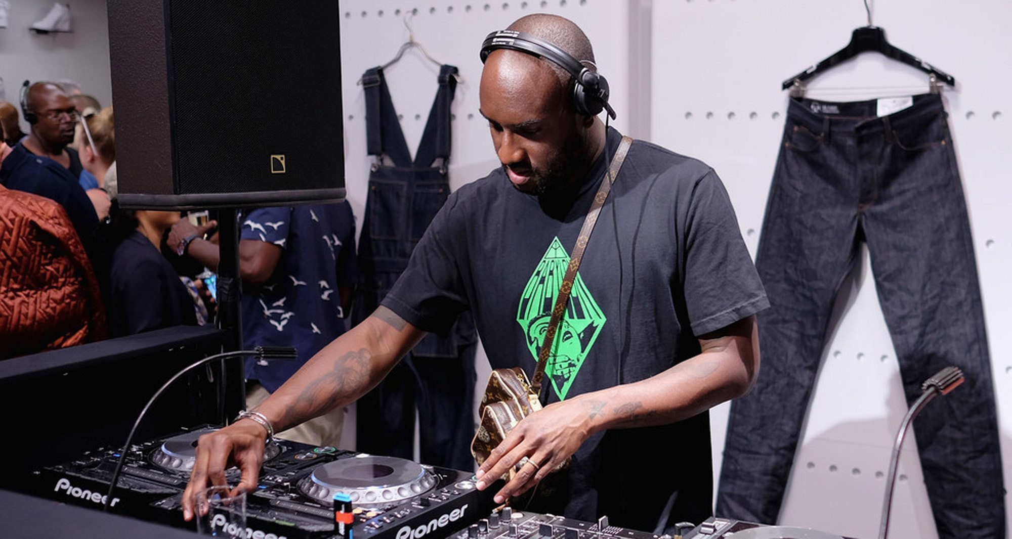 ad311f37d0 A Look at Virgil Abloh's Creative Work over the Last 12 Years | Nice Kicks