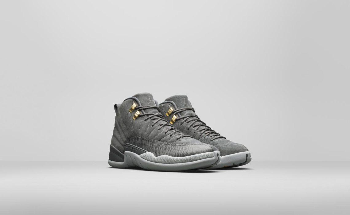 """Air Jordan 12 """"Dark Grey"""""""