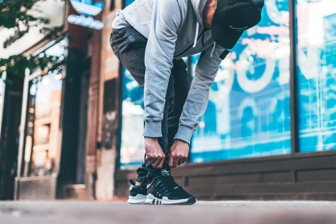 """best sneakers af657 9c249 ... adidas EQT Support ADV """"Wicker Park"""" ..."""