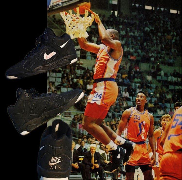 brand new 2d27d b2842 Nike Air Flight Lite    Throwback Thursday   Nice Kicks