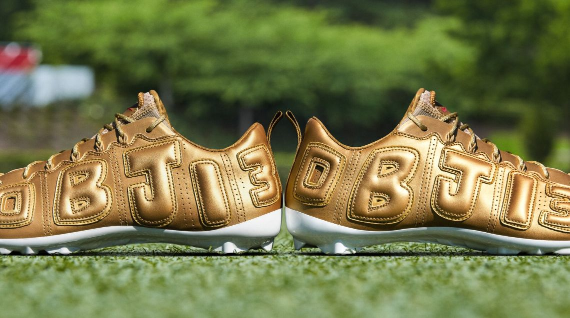 Odell Beckham Jr.'s New Nike Cleats Pay Homage to the ...