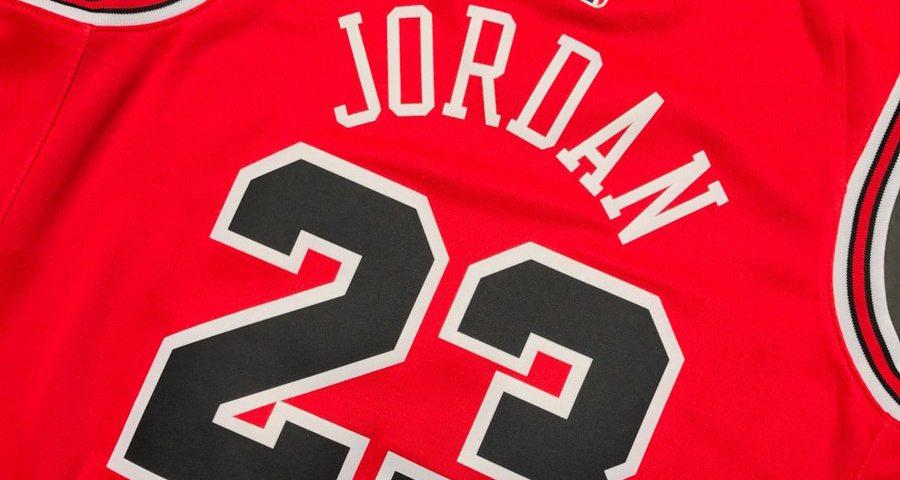 NBA x Nike Michael Jordan Jersey