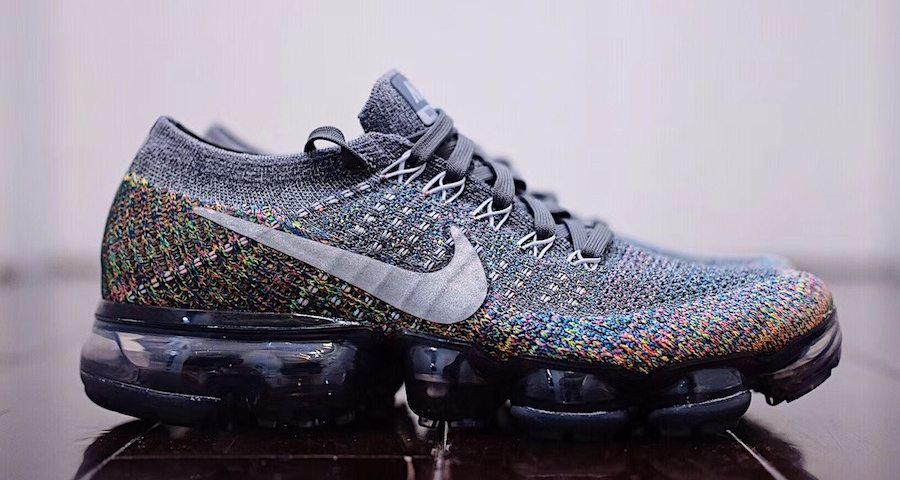 "Nike Air VaporMax ""Multicolor"""