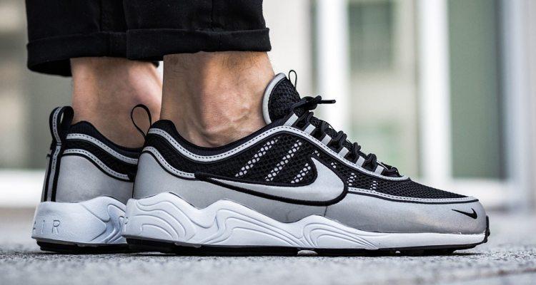 """Nike Air Zoom Spiridon '16 """"Metallic"""""""