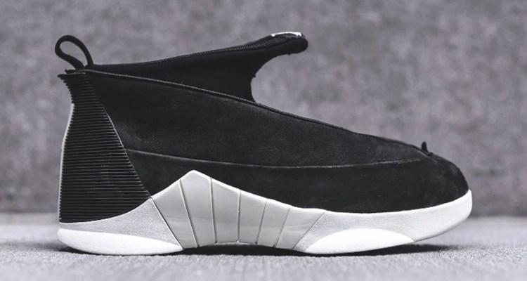 "PSNY x Air Jordan 15 ""Black"""