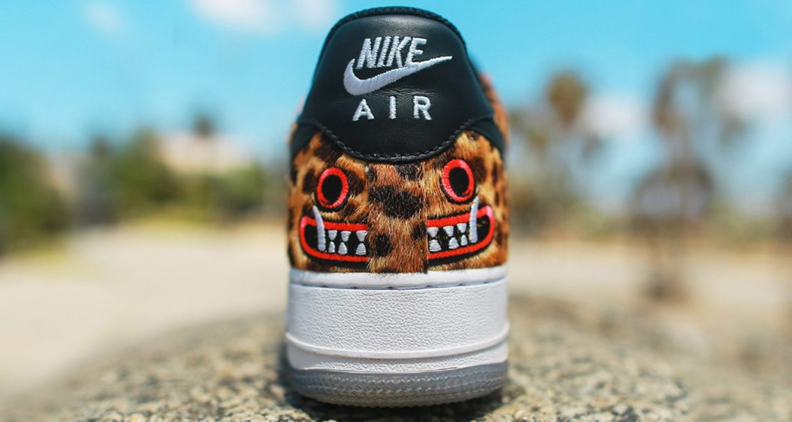 "Saner x Nike Air Force 1 Low ""Master Jaguar"""