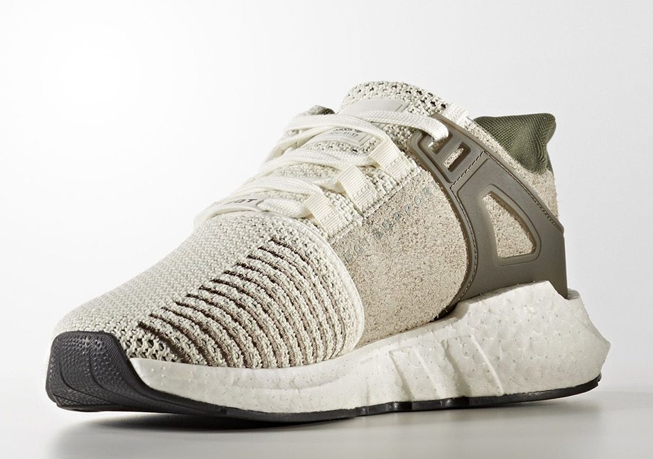 adidas EQT Support 93/17 Beige/Green
