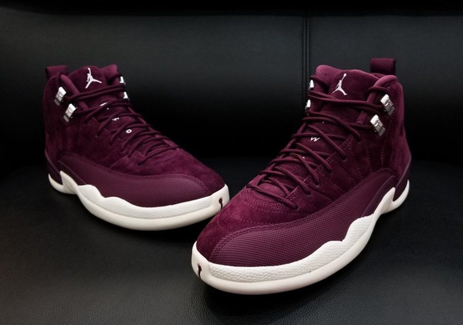 the best attitude a1f0b 3e6d4 Another Look at the Air Jordan 12