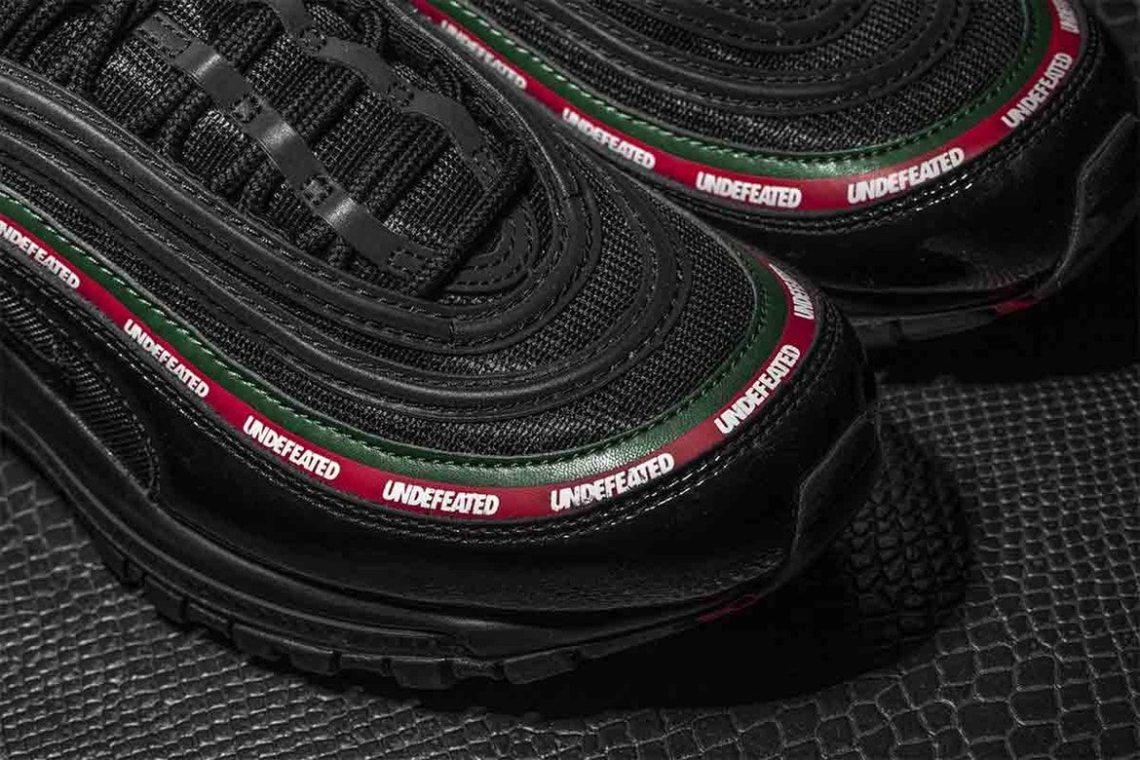 """UNDFTD x Nike Air Max 97 """"Black"""""""