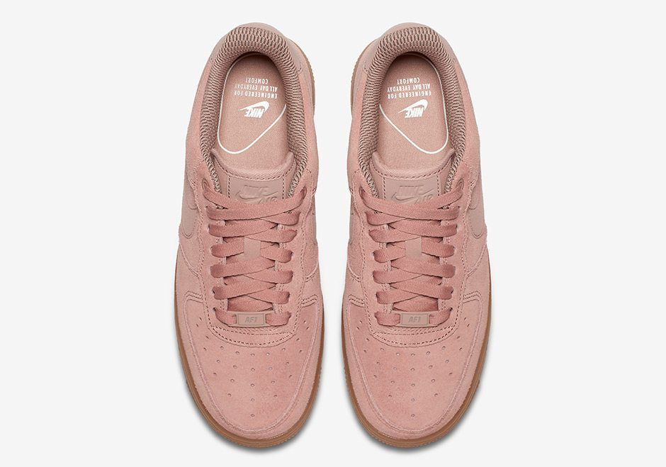 Air Force 1 07 LV8 PARTICLE PINK/PARTICLE PINK