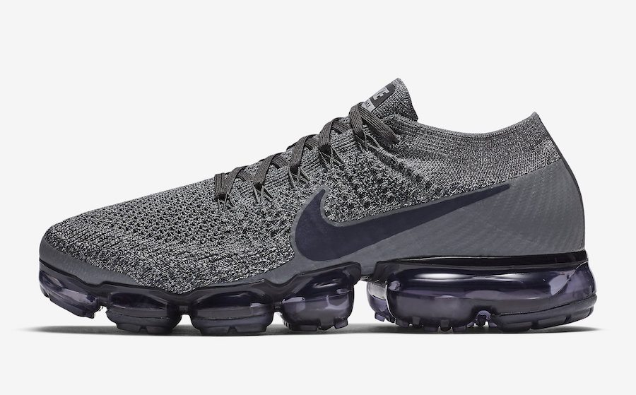 Nike Air VaporMax Dark Grey/Obsidian