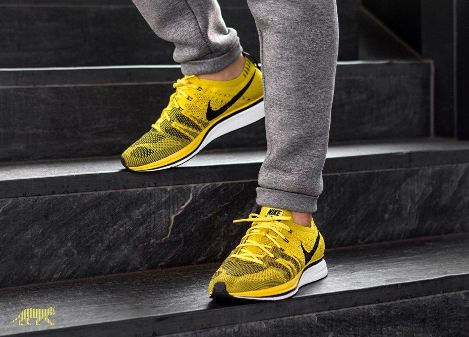 a64e85cbaffc5 germany nike flyknit trainer bright citron afa4c 6c518