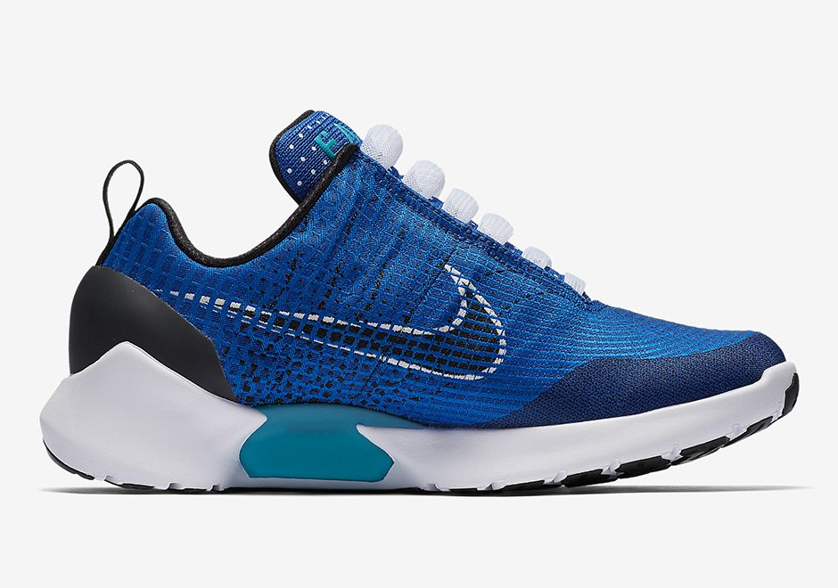 "Nike HyperAdapt 1.0 ""Sport Royal"" Drops Very Soon"