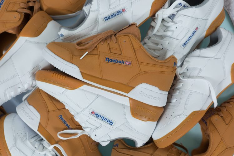 "Packer x Reebok Workout Lo Plus ""Reverse Gum"""
