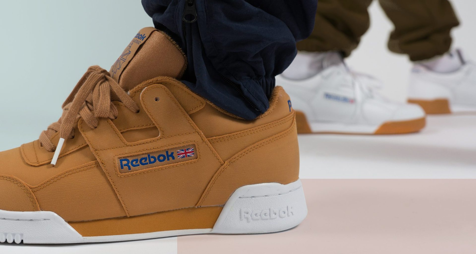 "Packer x Reebok Workout Lo Plus ""Reverse Gum"" // Release Date 