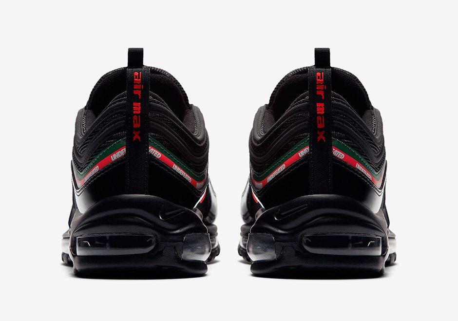 UNDFTD x Nike Air Max 97