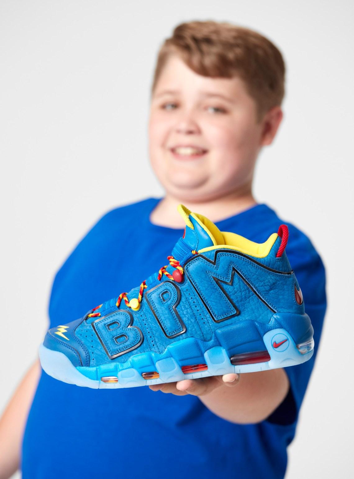 """Nike Air More Uptempo """"Doernbecher"""" 9291ba23f"""
