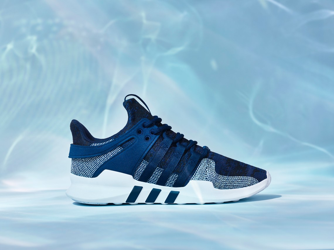 detailed look c032a 24d96 Parley x adidas EQT Support ADV CK