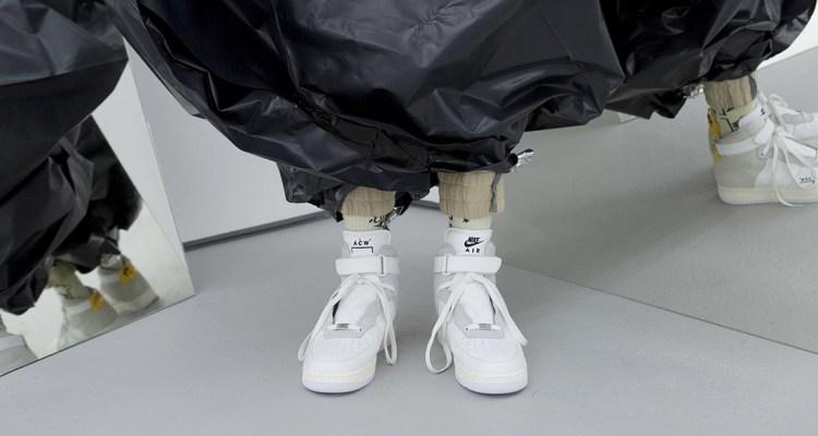 A-COLD-WALL x NikeLab Air Force 1 High