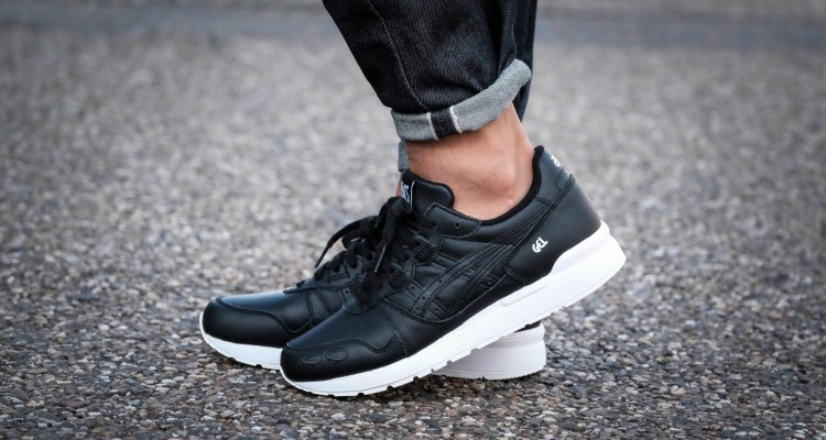 ASICS Gel Lyte Black/White