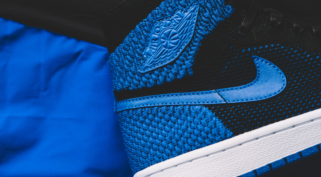 8305a5302819c7 Interview    Air Jordan 1 Flyknit Designer Talks Future Colorways   Creating  the Coziest AJ1 to Date. Oct 6 ...