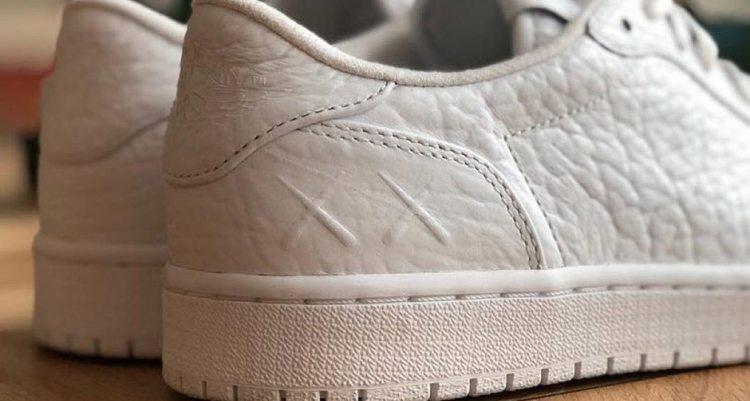 """Air Jordan 1 Low NS """"Kaws"""" Custom"""