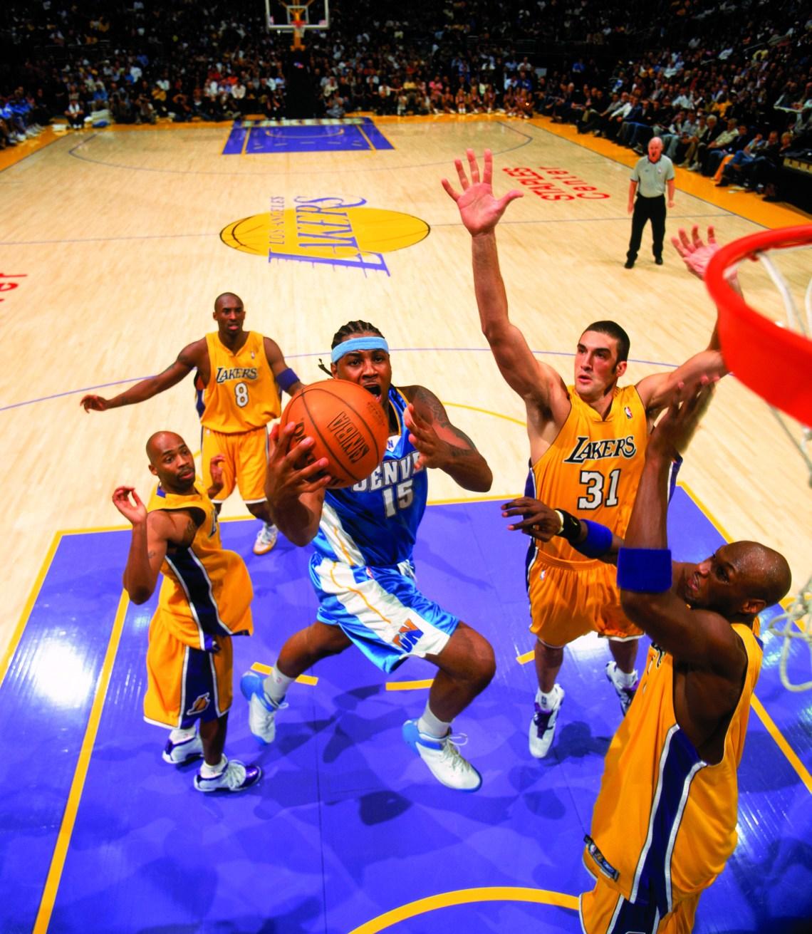 A History Of Carmelo Anthony's Jordan Signature Line