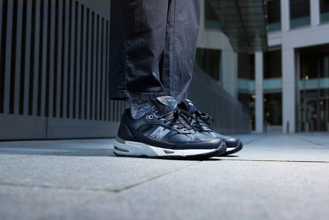 "New Balance Made in UK ""Modern Gentlemen"" Pack"
