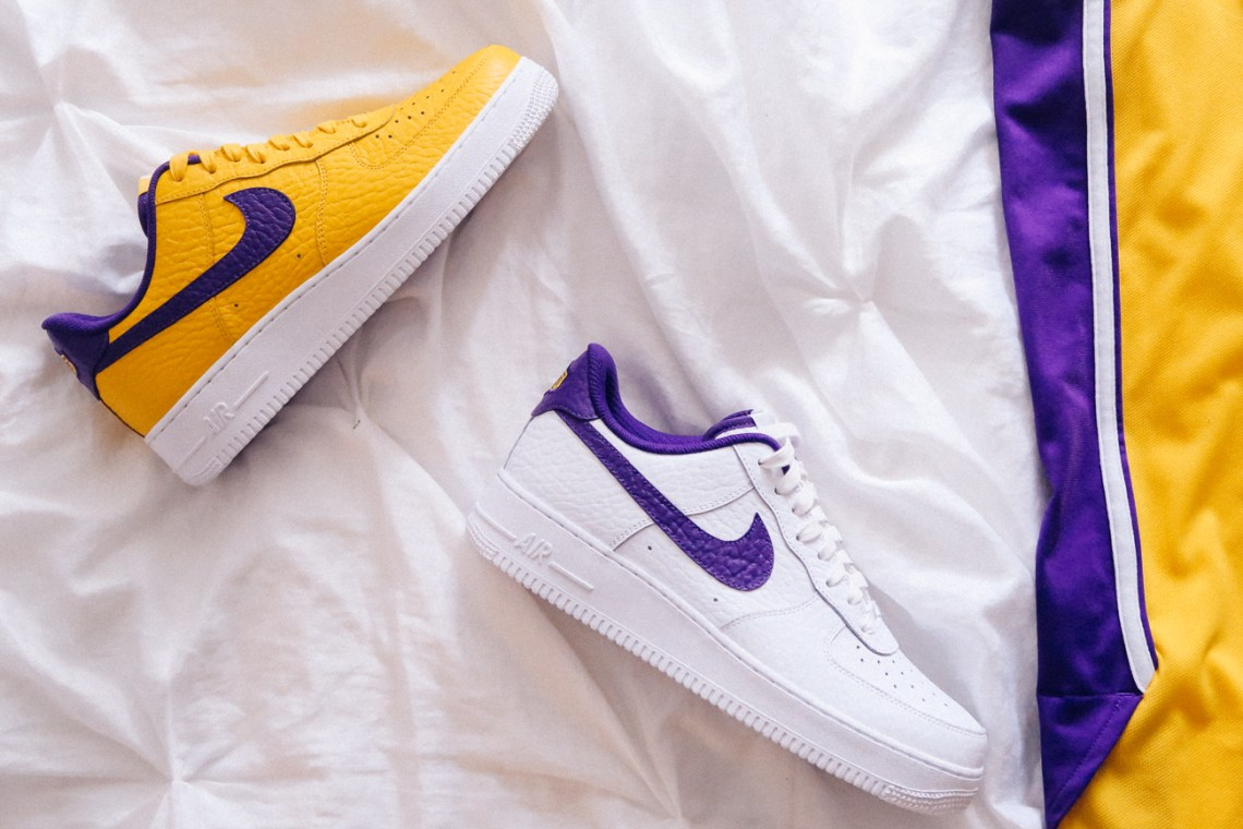 ... at the quality and shape of the NBA x NIKEiD Air Force 1 below just in  case you had any second thoughts on whether the shoes are worth the price  tag. 55305d0c21