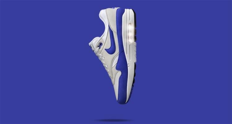 """Nike Air Max 1 Anniversary """"Varsity Royal"""""""