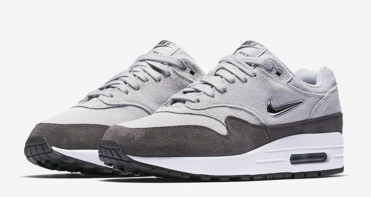 "Nike Air Max 1 Jewel ""Wolf Grey"""