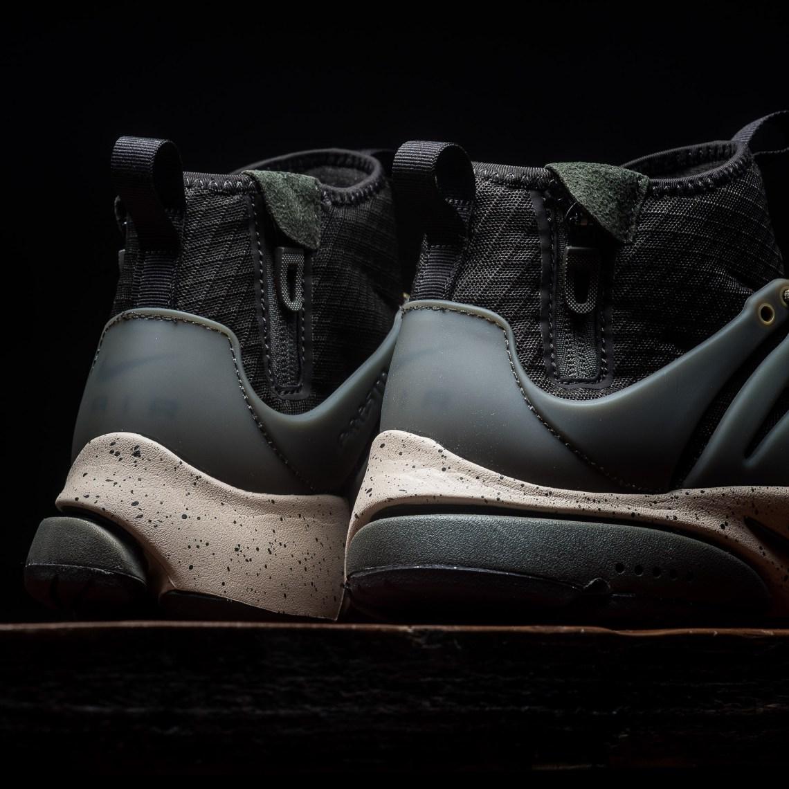 778a5b321056 Nike Air Presto Mid Utility Velvet Brown Cargo Khaki    Available Now
