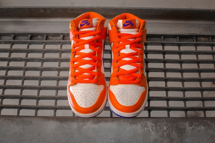new styles cdff7 1474a ... Nike SB Dunk High Pro Danny Supa ...