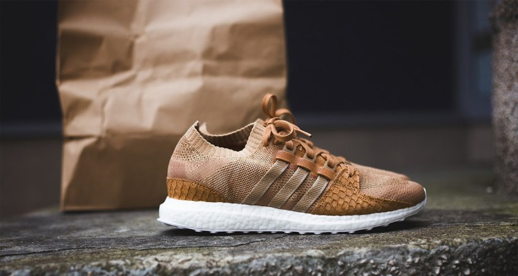 best loved fe9be cc1b4 Pusha T x adidas EQT Support Ultra PK
