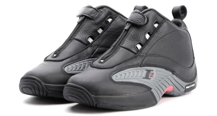Reebok Answer IV Black/Grey