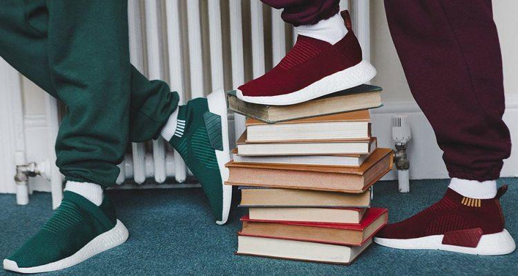 "Sneakersnstuff x adidas NMD CS2 ""Class of '99"" Pack"