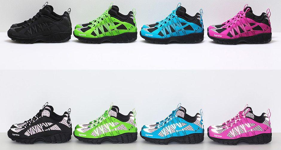 Supreme x Nike Air Humara // Release Date